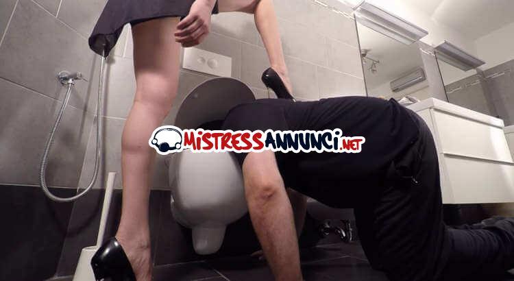 mistress scat Milano