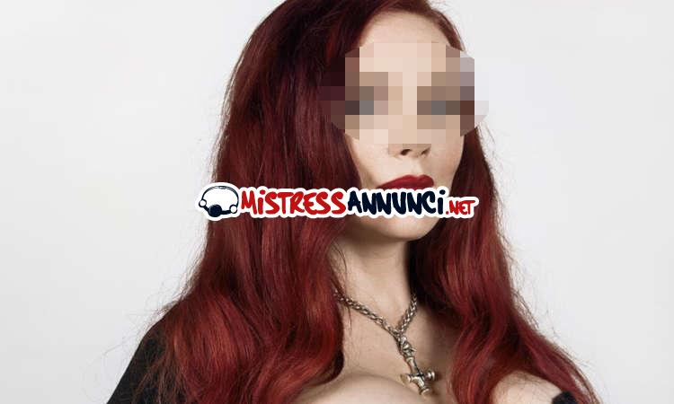 Monica Mistress VIP di Milano